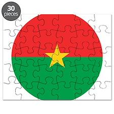 Burkina Faso AF roundel Puzzle