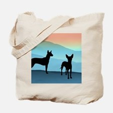 Blue Mountain Xolo Tote Bag