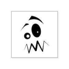 """Overload Square Sticker 3"""" x 3"""""""