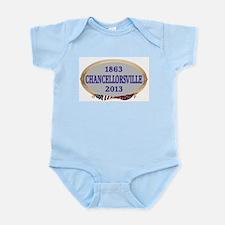 150th Chancellorsville Infant Bodysuit