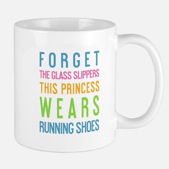 Forget The Glass Slippers This Princess Wears Runn