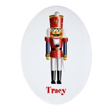Nutcrackers Ornament (Oval)