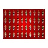 Nutcracker 5x7 Rugs