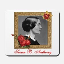 Susan B. Anthony Mousepad