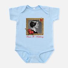 Susan B. Anthony Infant Bodysuit