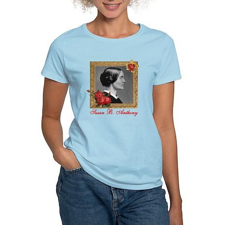 Susan B. Anthony Women's Light T-Shirt