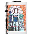 Cute Raw Girl Journal