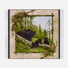 Best Seller Bear Throw Blanket