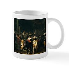 Rembrandt Night Watch Mug