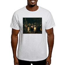 Rembrandt Night Watch T-Shirt