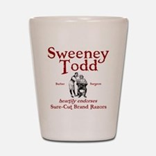 Sweeney Todd Shot Glass