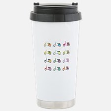 Vespa Piaggio Party Travel Mug