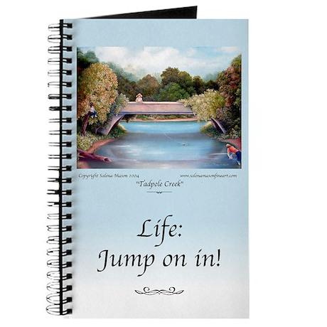 """Tadpole Creek"" Journal"