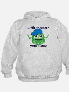 Little Monster Boy Hoodie