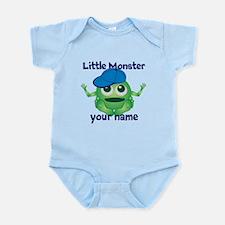 Little Monster Boy Infant Bodysuit