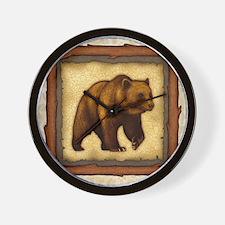 Best Seller Bear Wall Clock