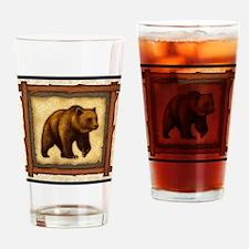 Best Seller Bear Drinking Glass