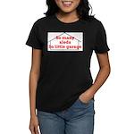 So Many Sleds Women's Dark T-Shirt