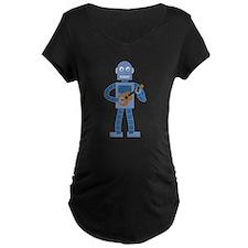 Ukulele Robot T-Shirt