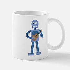 Ukulele Robot Mug