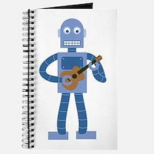 Ukulele Robot Journal
