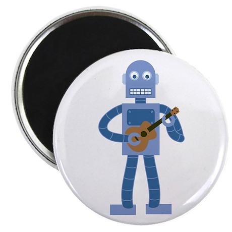 Ukulele Robot Magnet