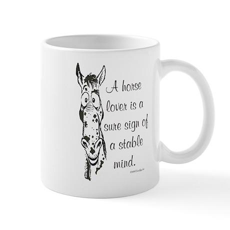 Appaloosa Horse Lover Mugs