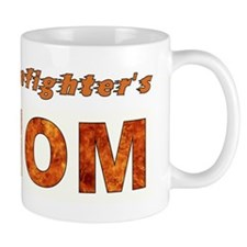 FIREFIGHTER'S MOM Small Mug