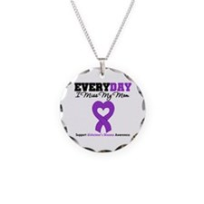 Alzheimer's MissMyMom Necklace