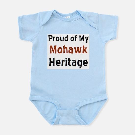 mohawk heritage Infant Bodysuit