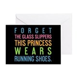 Running Greeting Cards