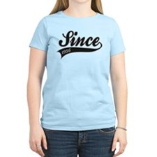 Since 1956 - Birthday T-Shirt