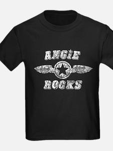 ANGIE ROCKS T