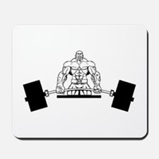 Workout Beast Mousepad