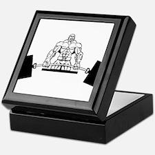 Workout Beast Keepsake Box