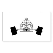 Workout Beast Decal