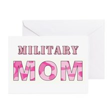 MILITARY MOM Greeting Cards (Pk of 10)