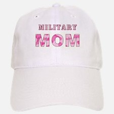 MILITARY MOM Baseball Baseball Cap