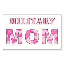 MILITARY MOM Decal