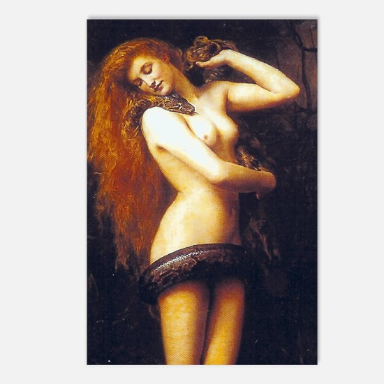 Lilith Postcards (Package of 8)(Version 3)