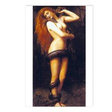 Lilith Postcards (Package of 8)(Version2)