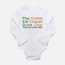 Love India Indigear Infant Creeper Body Suit