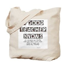All Children Can Learn Tote Bag
