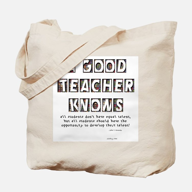 all students don't have equal Tote Bag