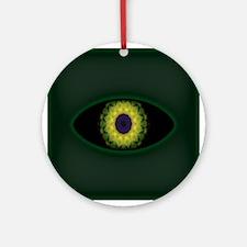Monster Evil Eye Ornament (Round)