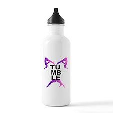 Tumbling Girls Water Bottle
