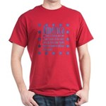 America: Count All the Votes! Red T-Shirt