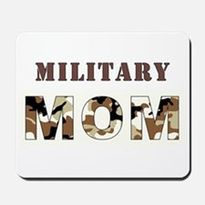 MILITARY MOM Mousepad