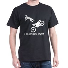 Motorcycle, Funny Motorcycle Stunts T-Shirt