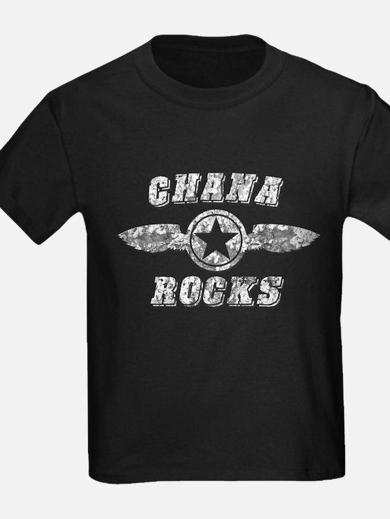 CHANA ROCKS T